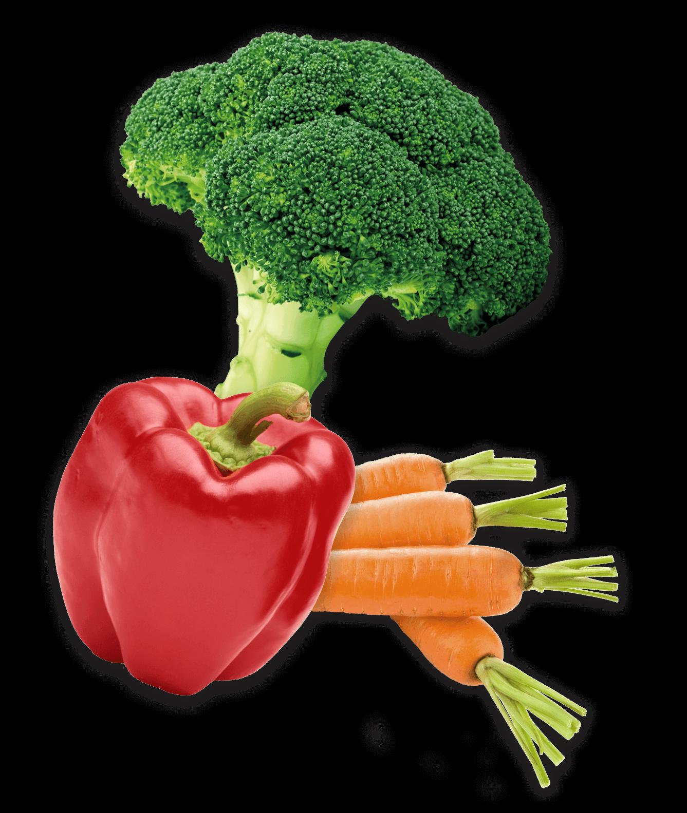 拉里市场新鲜蔬菜插入
